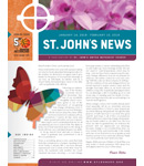 Church Art Newsletter Templates Image