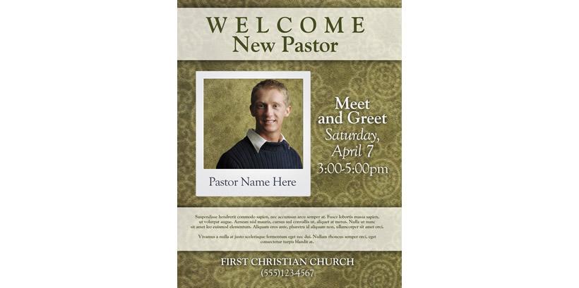church announcement templates