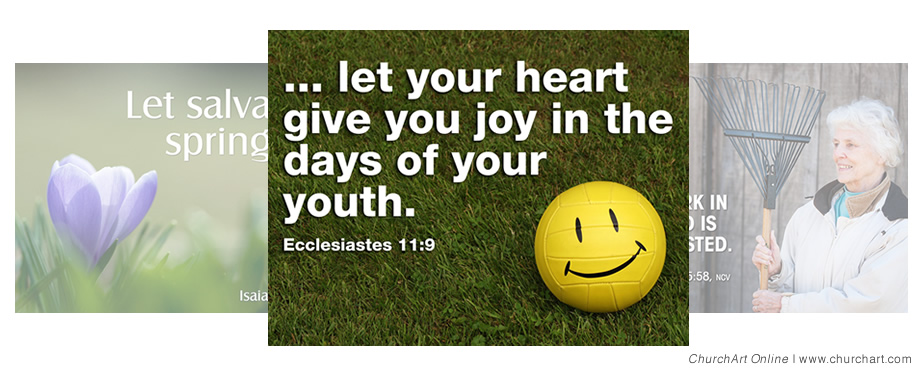 Ecclesiastes Image for Facebook Post